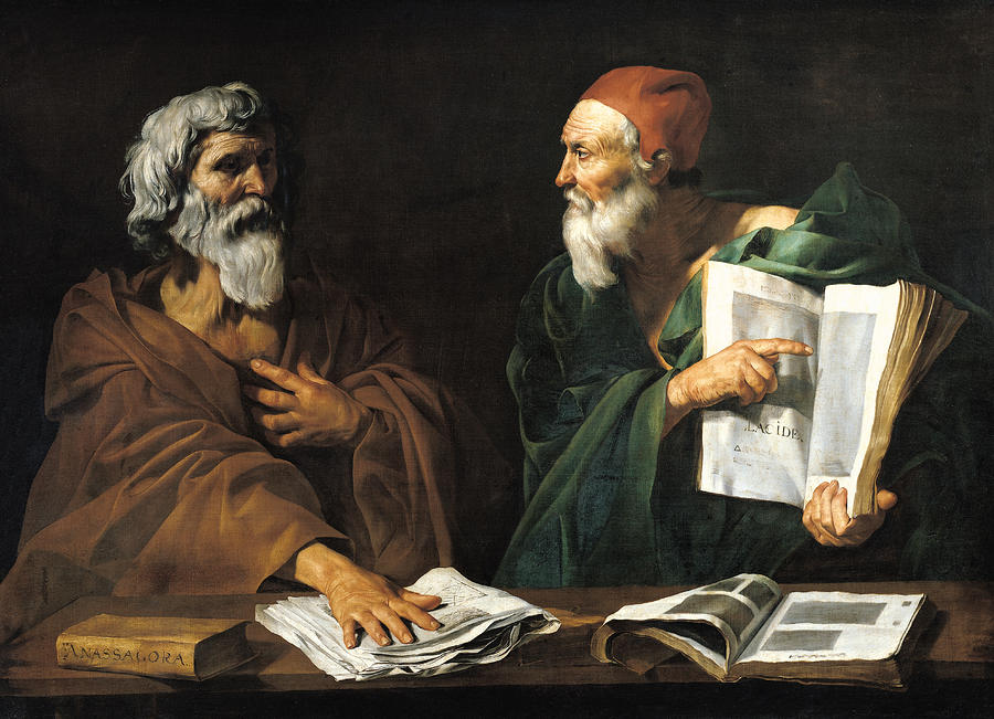The Philosophers by Masters of the Judgment of Solomon