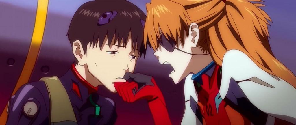 Evangelion 3.0 Asuka & Shinji