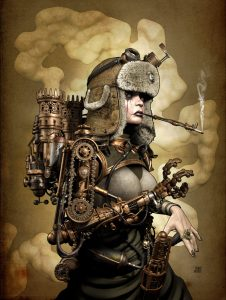 steampunk-art